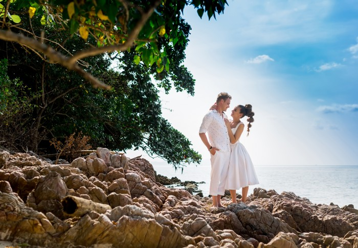 Wedding in the Seychelles