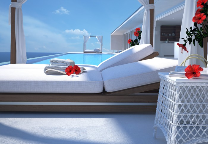 Luxury venue in Mauritius