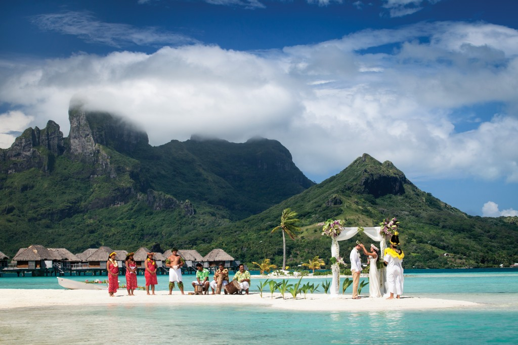Weddings in bora bora compare junglespirit Choice Image