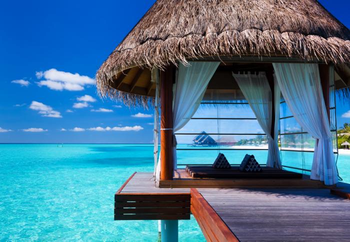 Bora Bora luxury venue