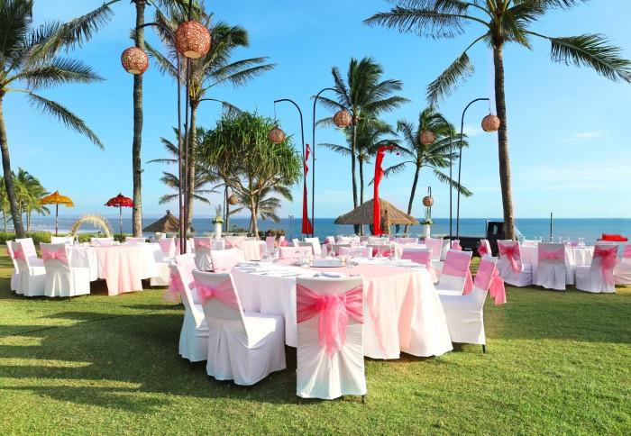 Cyprus wedding reception