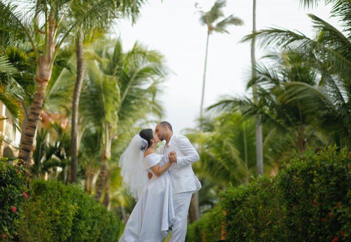 Wedding couple in Thailand